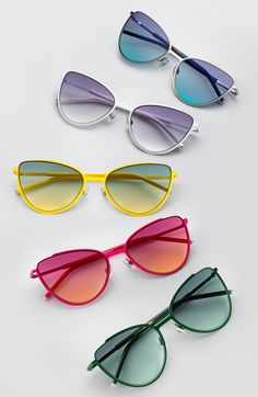 ce052f8c94 Latest #eyewear collection by @marcjacobs influenced by the 70s and 80s  #sunglasses Fashion