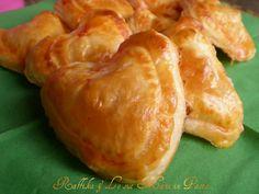 Rustici leccesi,ricetta tradizionale