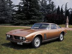 1971 Iso Grifo
