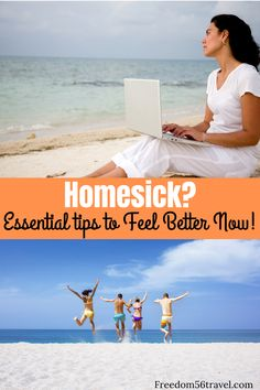 Do you feel homesickness while traveling? I do and I've found lots of good ways to combat homesickness and feel better while I'm traveling! Solo Travel Tips, World Travel Guide, Packing Tips For Travel, Travel Advice, Asia Travel, Travel Usa, Packing Lists, Greece Travel, Travel Hacks