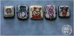 winnie the pooh custom sugar cookies