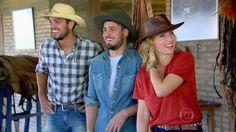 parte I Rodrigo Simas e Daniel Rocha conversam com peões e se preparam para tocar gado http://gshow.globo.com/programas/estrelas/videos/t/programas/v/rodrigo-simas-e-daniel-rocha-conversam-com-peoes-e-se-preparam-para-tocar-gado/4363045/