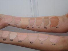 Dermacol shades