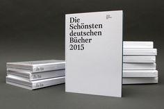 Die Schönsten deutschen Bücher 2015 Katalog