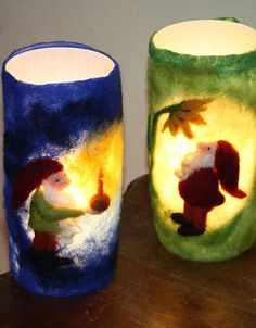 St John's, Needle Felting, Stuff To Do, Silhouettes, Lanterns, Lamps, Kindergarten, Projects To Try, Goodies