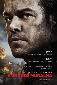 113 best filmes sries e livros images on pinterest cinema with matt damon willem dafoe pedro pascal andy lau a mystery centered around the construction of the great wall of china fandeluxe Image collections