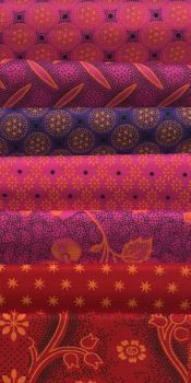 Traditional African Fabrics- Color Crush
