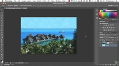 20 Outputting Photoshop Documents | 01 Generating A Soft Proof And Gamut...