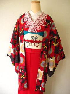 Really like this coordination. It is so warm and perfect for brightening up winter.