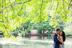Prospect Park Engagement Photos | Siomara + Guillermo | Brooklyn, NY Wedding Photographer » YL Photography