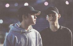 171028 #DoKyungSoo #Chen @ The EXO'rDIUM Dot Live Album Photobook