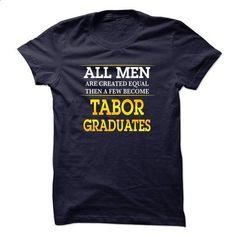 Tabor Graduates for Men - customized shirts #teeshirt #clothing