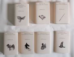 These are custom made dust jackets / covers with Harry Potter books ( USED but very good condition, Bloomsbury editions-british version ) inside Covers