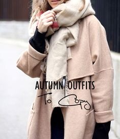 ATUMN OUTFITS   7 IDEAS FOR NEXT WEEK