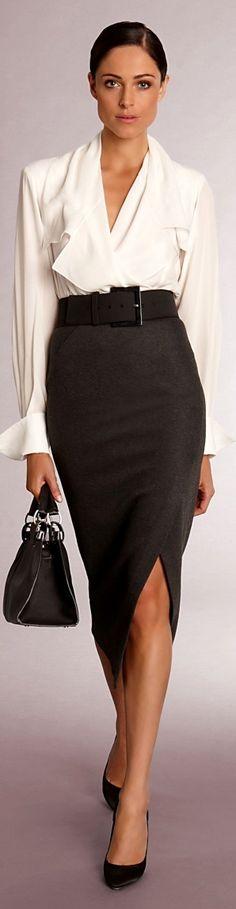 Donna Karan #fashion #style
