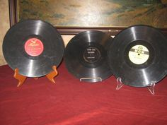 20 Ten Inch 78 RPM Records -Various Artists
