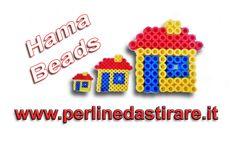 Confronto misure hama beads (midi, mini, maxi)