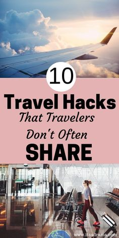 Travel hacks & tips 10 airport hacks for international travel & long flights. Airplane travel tips that travelers keep to themselves Everything you need to know! hacks The Hacks That (experienced) Travelers Don't Often Share Packing Tips For Travel, Travelling Tips, Travel Advice, Travel Essentials, Travel Hacks, Travel Quotes, Travel Kits, Drama, Places To Travel