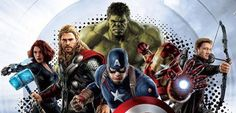 5 sagas nerds para conferir na Netflix - Os Vingadores