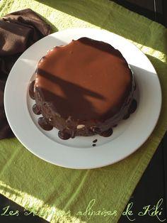 Faits avec amour /Les Aventures culinaires de Kiki: Gâteau au fromage à la crème irlandaise (Baileys) ...