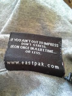 What's an iron even? #humorousworld