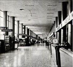 Mexico City International Airport, 1960s