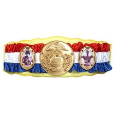 Rocky Championship Belt by Jakks. $100.00. Wear this belt and be just like Rocky Balboa -- the World Heavyweight Champion. Authentically detailed belt looks just like the real thing. One size fits all.