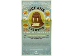 Long Live the Oceans! | Jessica Hische