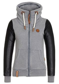 Naketano Liebeskasper Damen Women Sweatshirt Kapuzenpullover Size  M, L 71dd220e93