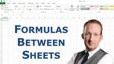 *Excel Formulas Between Sheets* Peter Kalmstrom shows how to create a formula that refers to a cell in another Excel sheet. See also http://www.kalmstrom.com/Tips/ExcelFormulasBetweenSheets.htm