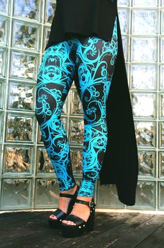 Limited Edition Tealbath MF Leggings. Visit the website to see the current collection.