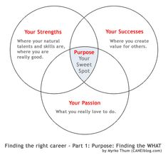 career sweet spot - Google Search Finding The Right Career, Self Exploration, You Really, Productivity, Mindset, Dreams, Future, Google Search, Sweet