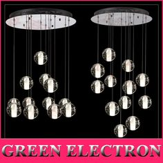 936.00$  Watch now - http://aliv3f.worldwells.pw/go.php?t=32263693571 - Good Quality Crystal Chandelier Magic Crystal Ball Meteor Chandelier Light Fixtures lustres de cristal lustres pendents 14lights