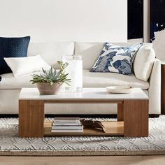 Waterfall Coffee Table Leather Coffee Table, Teak Coffee Table, Cool Coffee Tables, Decorating Coffee Tables, Marble Coffee Tables, Contemporary Lounge, Contemporary Coffee Table, Furniture Collection, Decoration