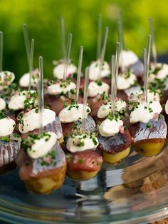 Tapas, Swedish Recipes, Summer Recipes, Love Food, Food Inspiration, Food Porn, Food And Drink, Appetizers, Yummy Food