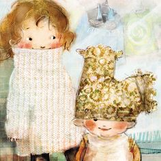 """I LIKE OLD CLOTHES"" By Mary Ann Hoberman; Illustrated by Patrice Barton"