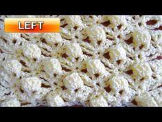 Meladoras Creations | Flower Crochet Stitch Pattern & Tutorial