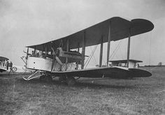 The Vickers Vimy was a British heavy bomber aircraft of the First World War and post-First World War era. It achieved success as both a military and civil aircraft, setting several notable records in long-distance flights in the interwar period, the most celebrated of which was the first non-stop crossing of the Atlantic Ocean by Alcock and Brown in June 1919.