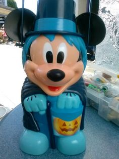 Haunted Mansion popcorn container Halloween