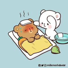 Cute Love Pictures, Cute Cartoon Pictures, Cute Love Memes, Cute Love Gif, Cute Couple Cartoon, Cute Love Cartoons, Mocha, Bear Gif, Cute Bear Drawings