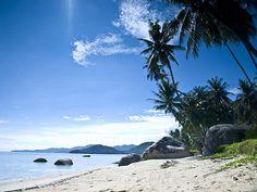 Malaysia, Penang Beautiful Beach