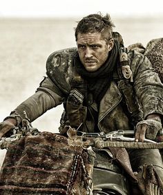 Tom Hardy as Mad Max. Get ready Australia! Our most famed movie yet just got OOMPHED!