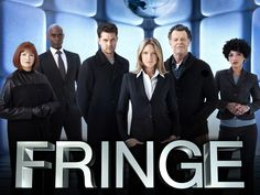 Fringe: Another JJ Abrams that filled the void that Lost left.