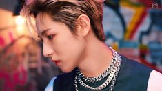 Huang Renjun, Nct Dream, Pearl Necklace, Wattpad, Chain, Jewelry, Kpop, Lightroom, Collections
