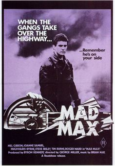 Mad Max - movie poster