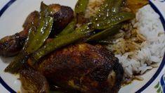 Something Simple - My take on a Korean Chicken Cassarole Chicken Cassarole, Korean Chicken, Korean Dishes, Grubs, Pork, Simple, Kale Stir Fry, Pork Chops
