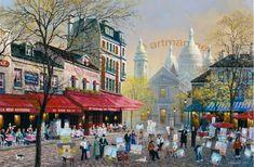 Alexander Chen. Цветные города