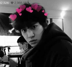 Find images and videos about kpop, exo and chanyeol on We Heart It - the app to get lost in what you love. Kpop Exo, Chanyeol Cute, Park Chanyeol Exo, Exo Chanyeol, Kyungsoo, Chansoo, Chanbaek, K Pop, Exo Music