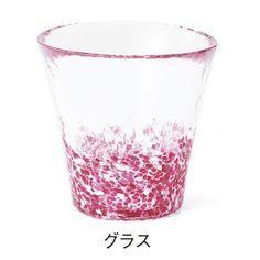 青森の美しい風景を重ねた 津軽びいどろグラスの会(6回限定コレクション)