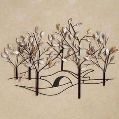 22 Leaf Wall Art Ideas Leaf Wall Art Metal Wall Art Metal Tree Wall Art